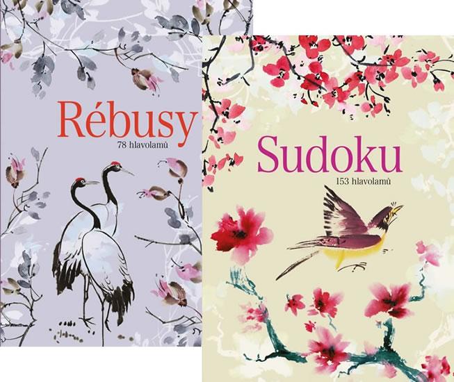 Komplet Sudoku + Rébusy