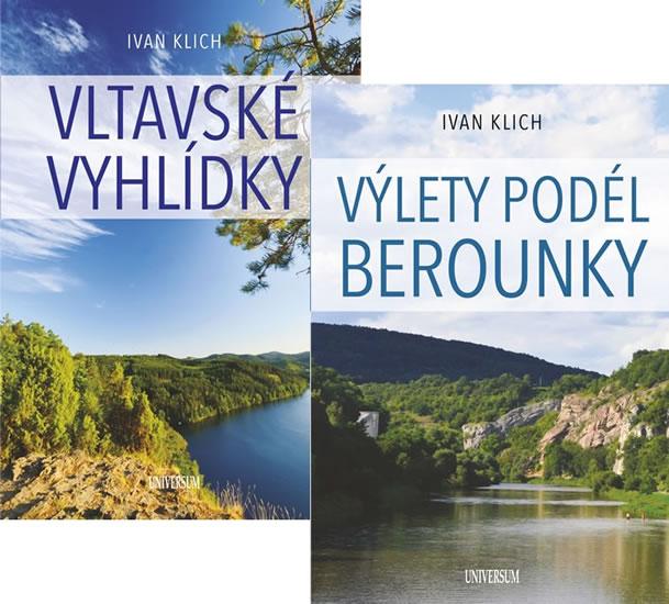 Komplet Výlety podél Berounky + Vltavské vyhlídky