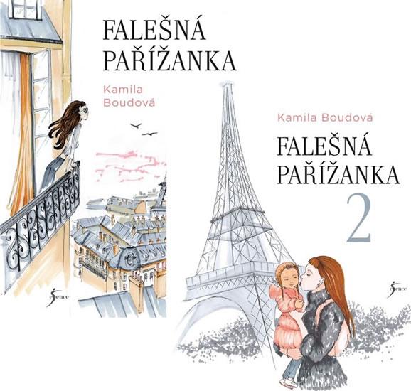 Komplet Falešná Pařížanka + Falešná Pařížanka 2