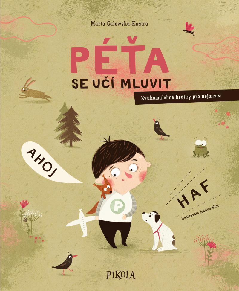 Péťa 1: Péťa se učí mluvit