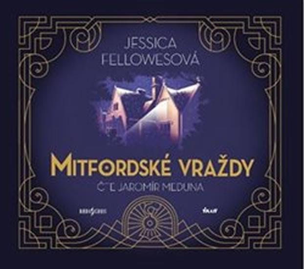 CD MITFORDSKÉ VRAŽDY