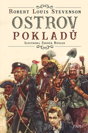 OSTROV POKLADŮ (IL. ZDENĚK BURIAN)