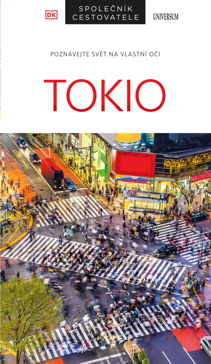 TOKIO PRŮVODCE (SPOLEČNÍK CESTOVATELE)