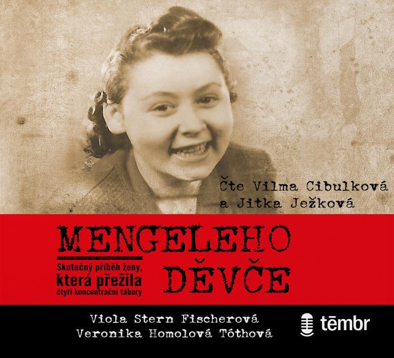 MENGELEHO DĚVČE - AUDIOKNIHOVNA