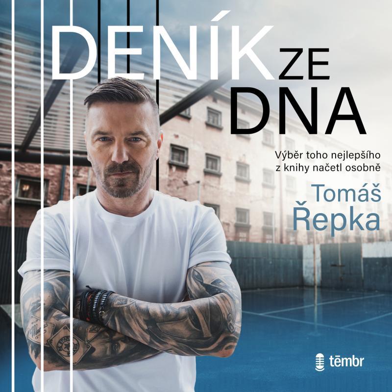 TOMÁŠ ŘEPKA DENÍK ZE DNA CD