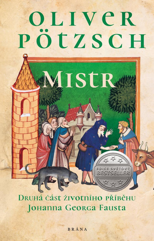 Pötzsch Oliver - Mistr