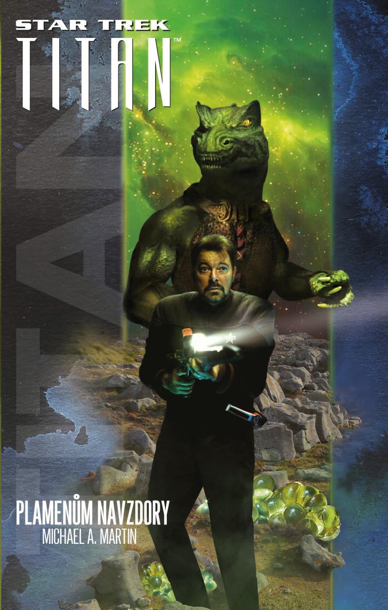 Star Trek: Typhonský pakt – Plamenům navzdory