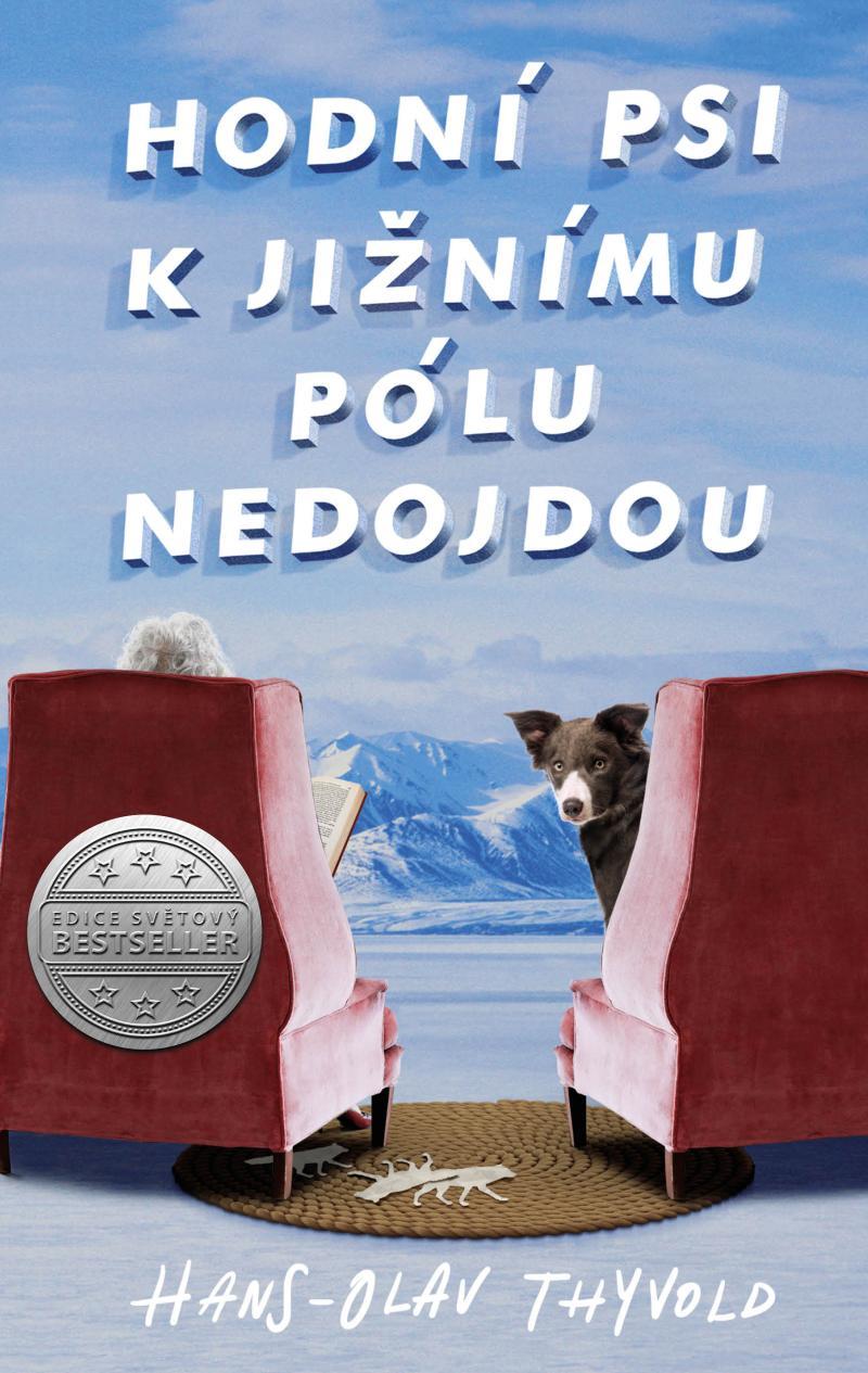- Hodní psi k jižnímu pólu nedojdou