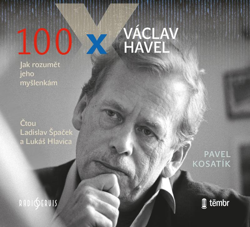 100 X VÁCLAV HAVEL CD