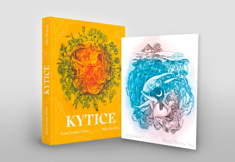 Kytice – luxusní vydání