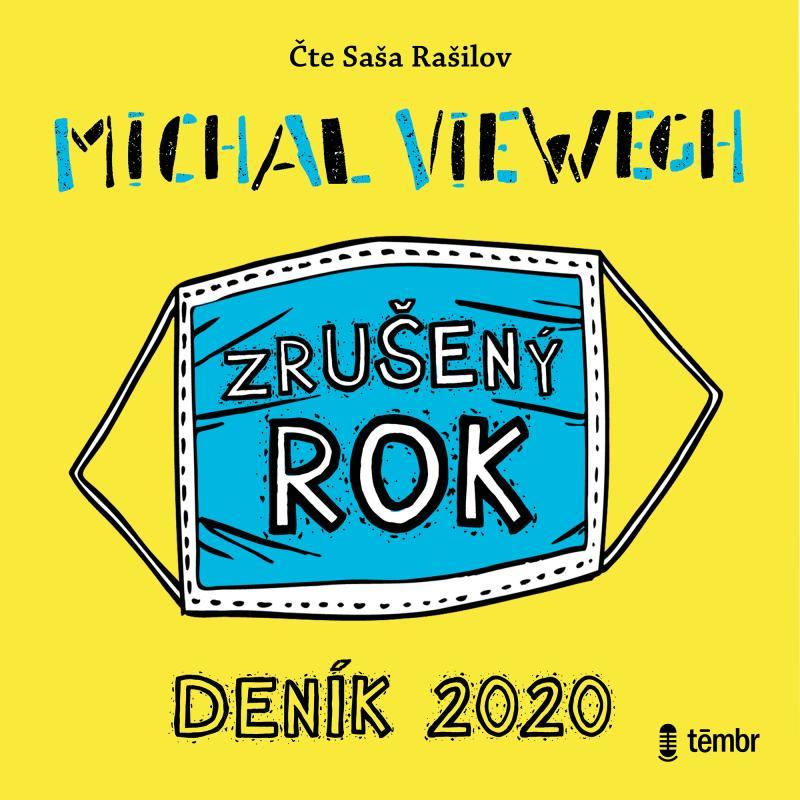 Zrušený rok – Deník 2020 - audioknihovna
