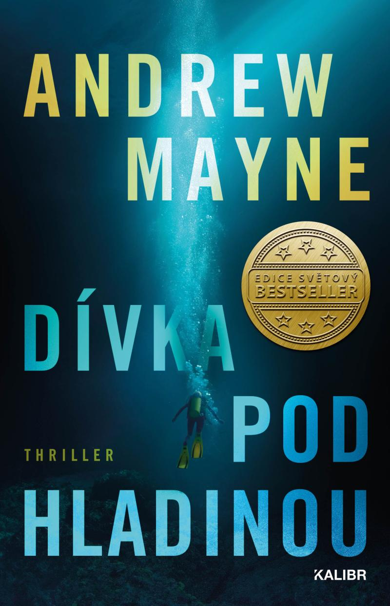 Mayne Andrew - Dívka pod hladinou