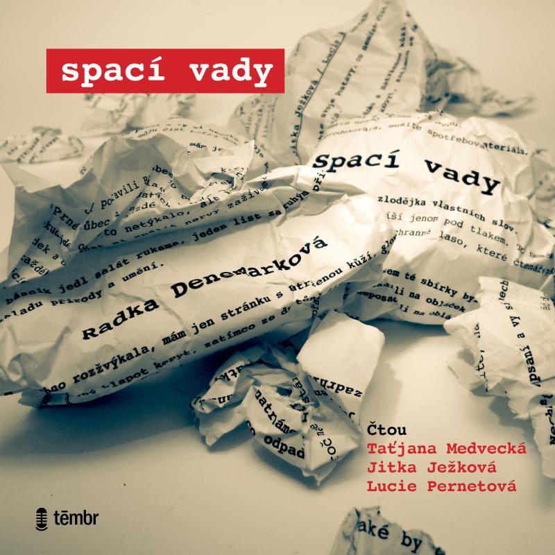 SPACÍ VADY MP3 CD (AUDIOKNIHOVNA)