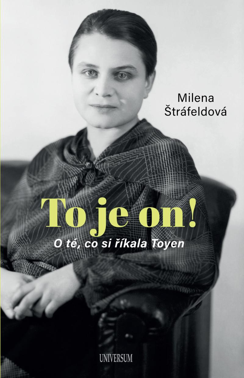 TO JE ON!