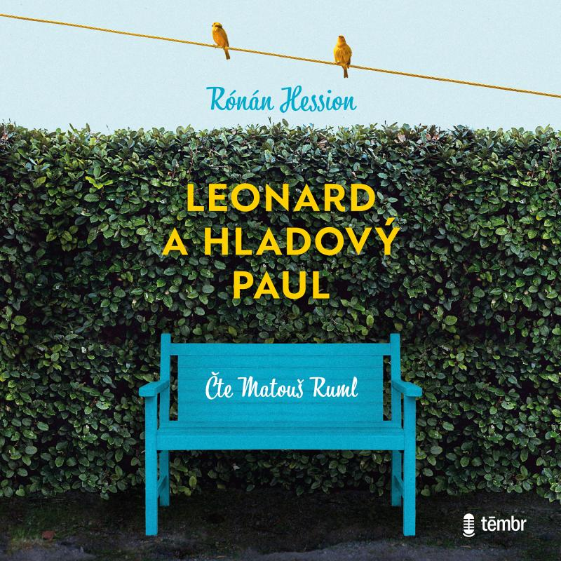 Leonard a Hladový Paul - audioknihovna