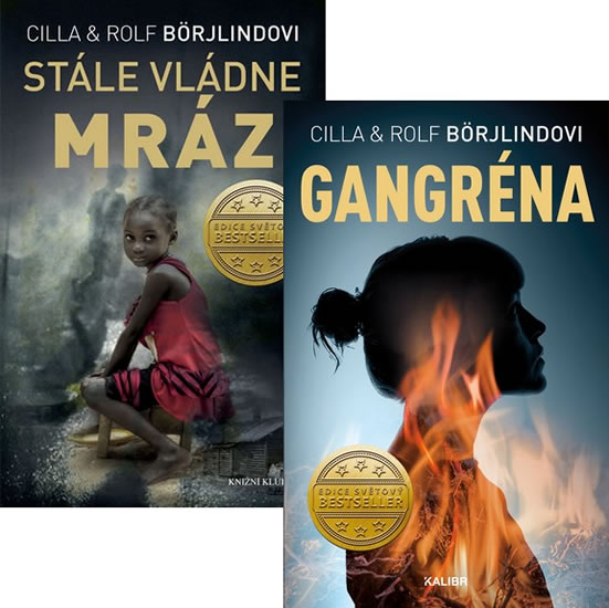 Komplet Gangréna + Stále vládne mráz