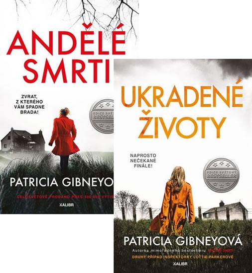 Komplet Inspektorka Lottie Parkerová 1: Andělé smrti + Inspektorka Lottie Parkerová 2: Ukradené životy