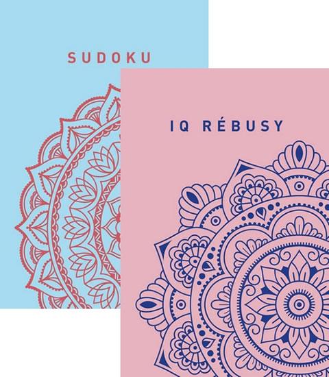 Komplet IQ rébusy + Sudoku