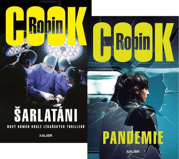 Komplet Šarlatáni + Pandemie