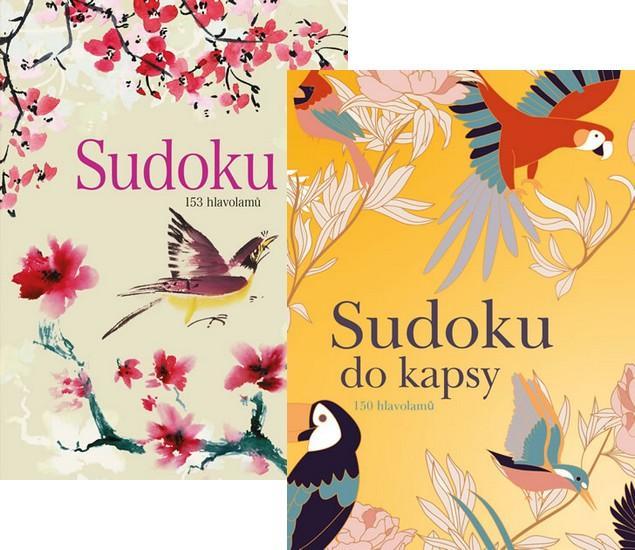 Komplet Sudoku + Sudoku do kapsy