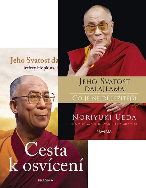 Komplet Dalajlama: Co je nejdůležitější + Cesta k osvícení