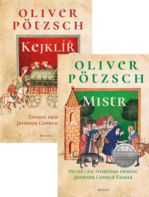 Komplet Faust 1: Kejklíř + Faust 2: Mistr
