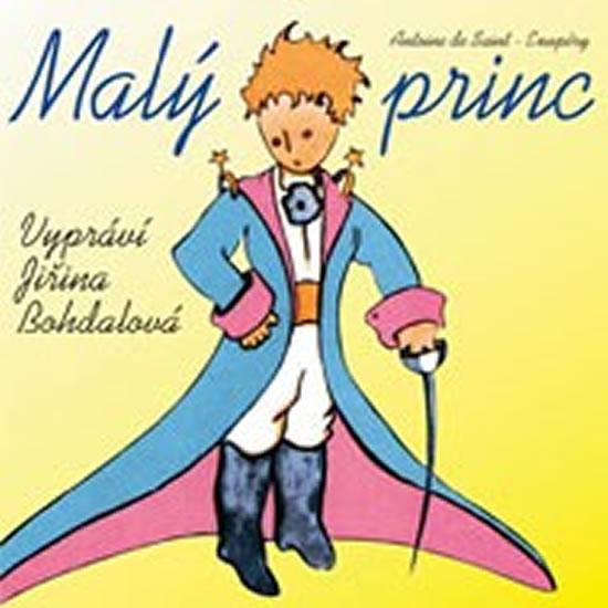 CD Malý princ - Jiřina Bohdalová