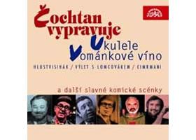 Čochtan vypravuje a další slavné komické scénky - CD