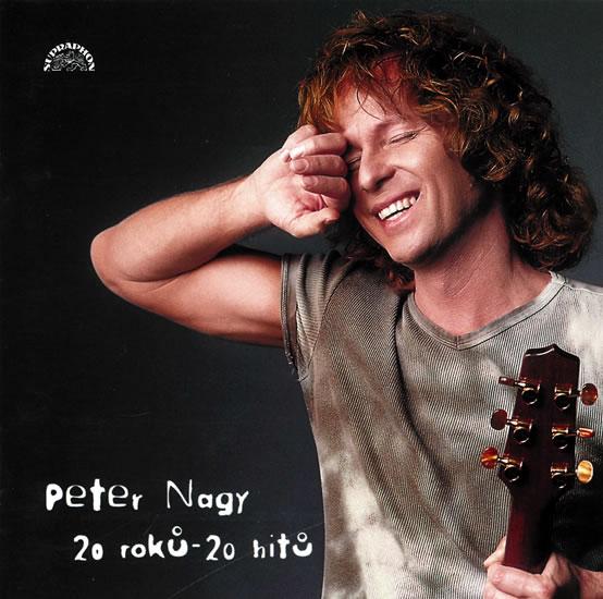 20 ROKŮ - 20 HITŮ - Nagy Peter