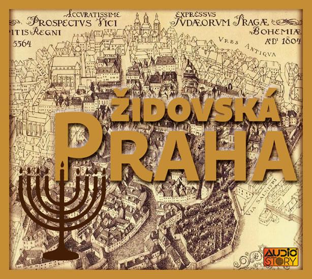 Židovská Praha - CD