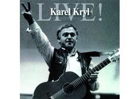 Live - Karel Kryl 2 CD