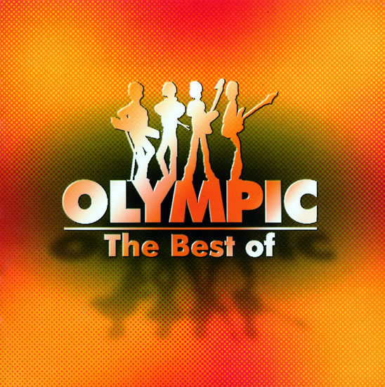 CD OLYMPIC THE BEST OF