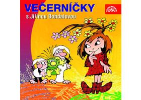 Večerníčky s Jiřinou Bohdalovou - CD