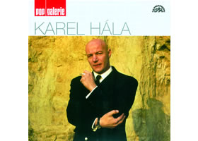 Karel Hála - Pop galerie - CD