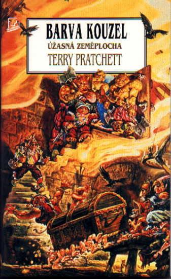 Kniha Barva kouzel (Terry Pratchett)