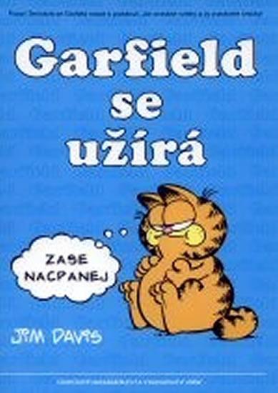 GARFIELD 05. SE UŽÍRÁ