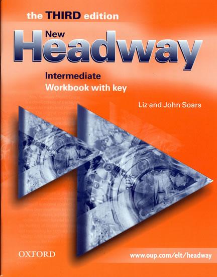 NEW NEW HEADWAY INTERMEDIATE WB 3.VYD.