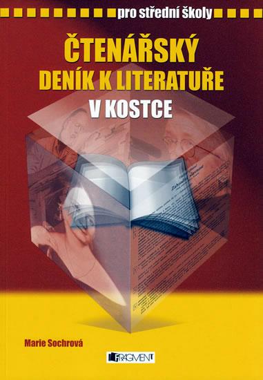 ČTENÁŘSKÝ DENÍK K LITER.V KOSTCE