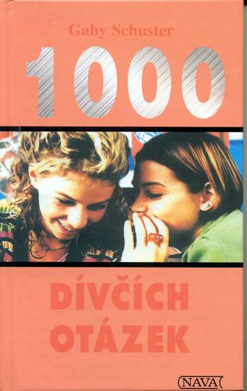 1000 dívčích otázek - Schusterová Gaby