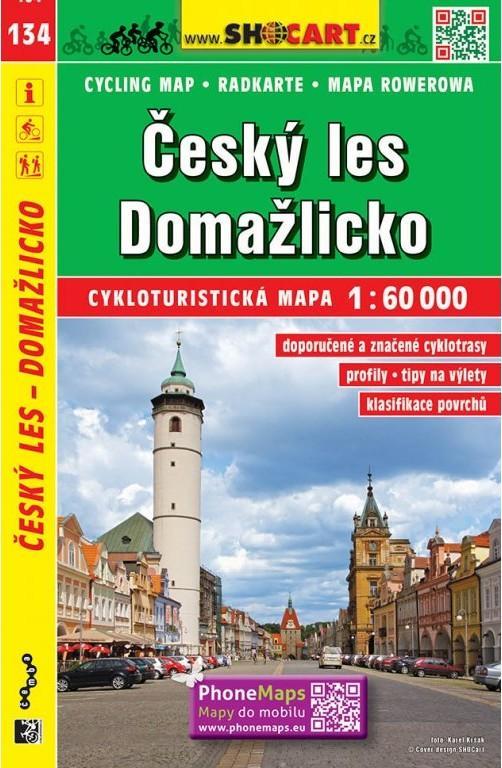 ČESKÝ LES DOMAŽLICKO CMČ.134