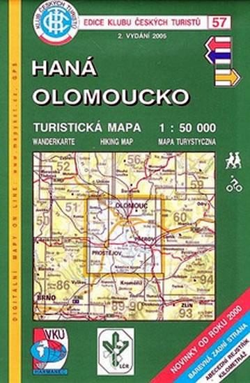 57 KČT Haná - Olomoucko - kolektiv