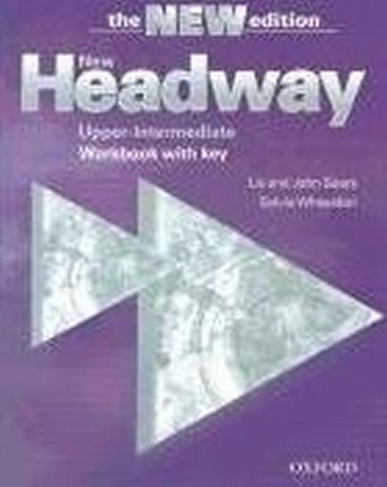 NEW NEW HEADWAY UPPER-INTERMEDIATE WB 3.EDICE