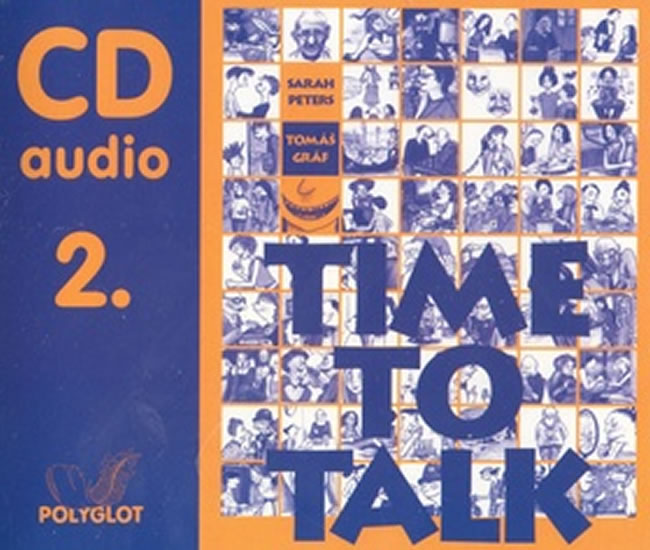 TIME TO TALK 2 CD