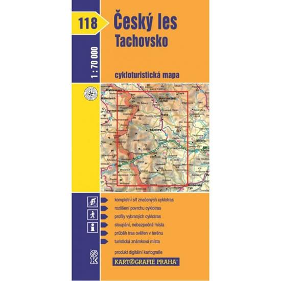 CM118-ČESKÝ LES