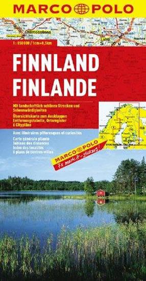 FINSKO-MAPA