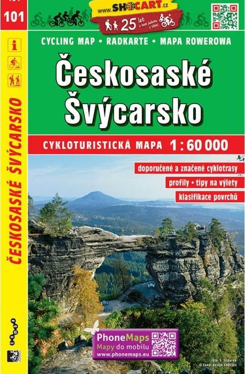 ČESKOSASKÉ ŠVÝCARSKO CMČ.101