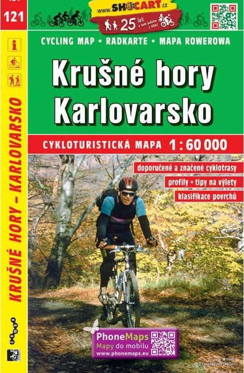 KRUŠNÉ HORY KARLOVARSKO CMČ.121