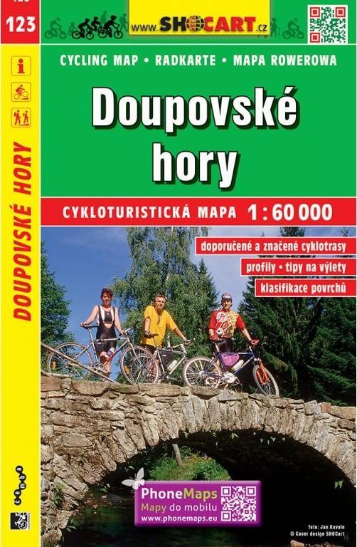 DOUPOVSKÉ HORY CMČ.123