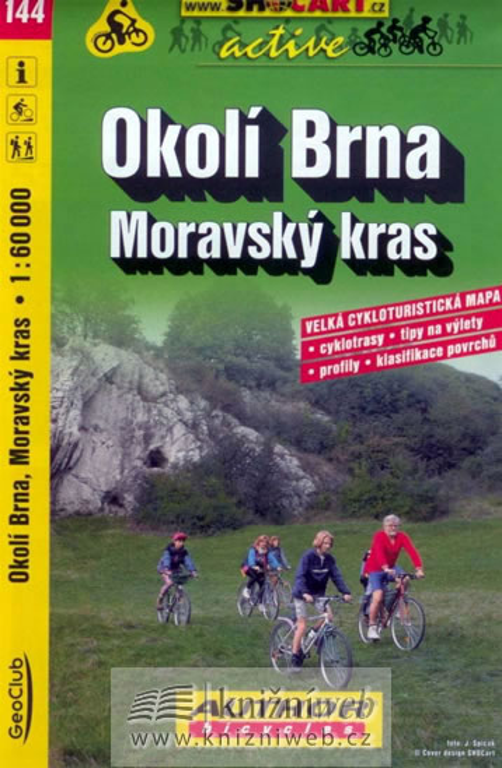 OKOLÍ BRNA MORAVSKÝ KRAS CMČ.144