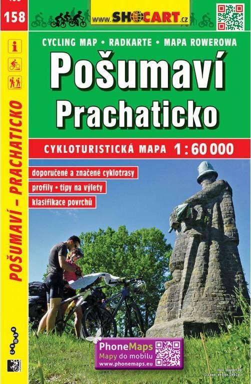 POŠUMAVÍ PRACHATICKO CMČ.158